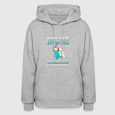 Autism Mom Autism Awareness - Women's Hoodie