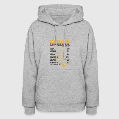 Cancer Facts Zodiac - Women's Hoodie