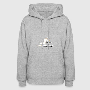 save animals - Women's Hoodie