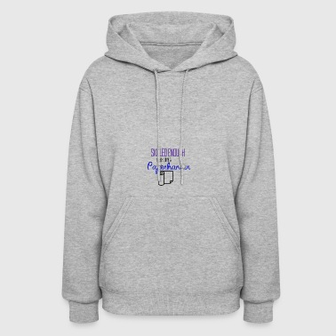Being a Paperhanger - Women's Hoodie