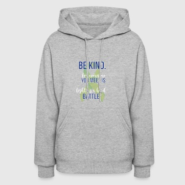 May is Mental Health Awareness Month! Apparel - Women's Hoodie