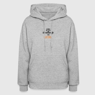 I have no life - Women's Hoodie
