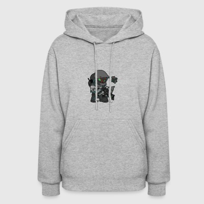Hunter with Thorn - Women's Hoodie