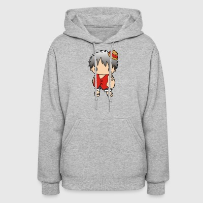 One Piece Luffy Lucky - Women's Hoodie