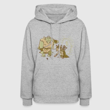 Saving Throw - Women's Hoodie