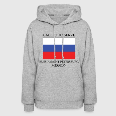 Russia Saint Petersburg Mission LDS Mission Call - Women's Hoodie