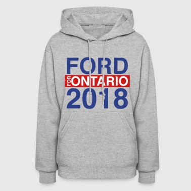 Ford for Mayor; Ford Nation - Women's Hoodie