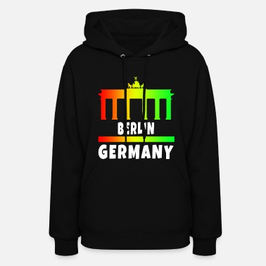 Brandenburg Gate Berlin Brandenburg Gate - Women's Hoodie