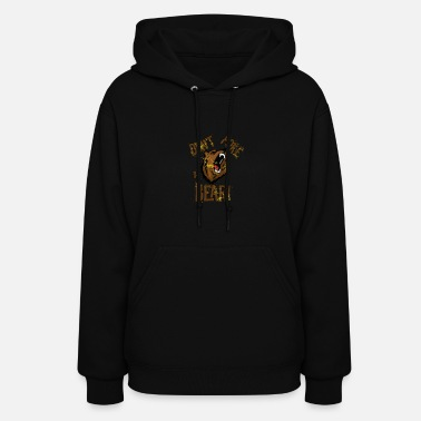 Poke Poke The Bear - Women's Hoodie