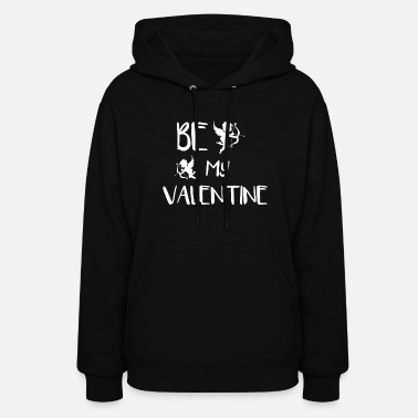 Be My Valentine Cupid - Women's Hoodie