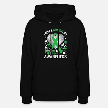 Cord Spinal Cord Injuries Awareness - Women's Hoodie