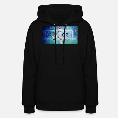 c954942a20f Real Madrid star Cristiano Ronaldo will open his C - Women's Hoodie