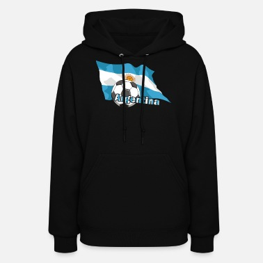 Competition Argentina Football - Women's Hoodie