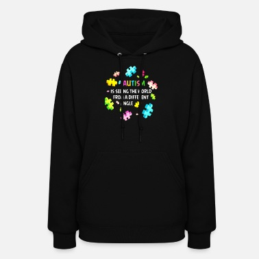 f207d6bc Autism Awareness Autism Awareness 2018 Autism Shirts Funny Autism -  Women' ...