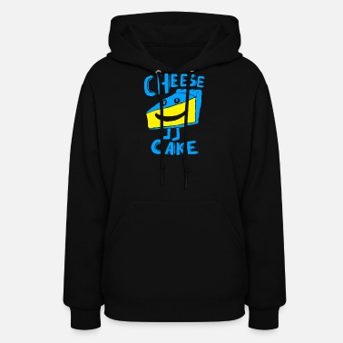 Cake Cheese Cake T Shirt - Women's Hoodie