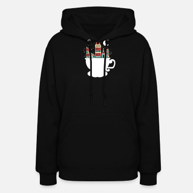 Lille Lill World of coffee - Women's Hoodie