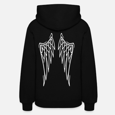 Wing angel wings - Women's Hoodie