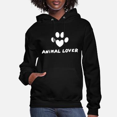 Animal Lover Animal Lover - Women's Hoodie