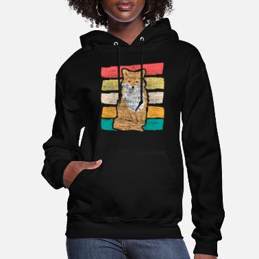 Foxtrot Foxes forest animals - Women's Hoodie