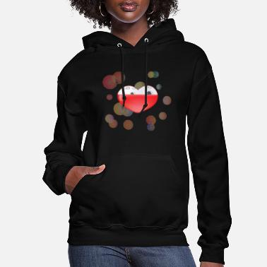 Travelling Travelling in Heart - Women's Hoodie