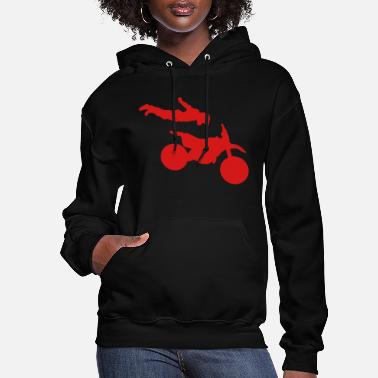 Freestyle motorcycle cross freestyle moto 13 - Women's Hoodie