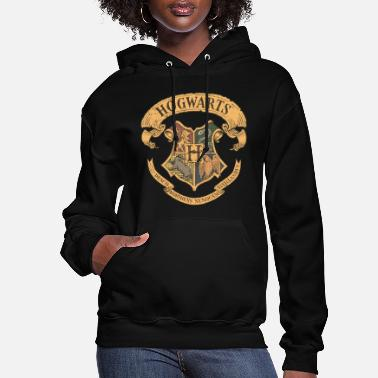 Harry Potter Hogwarts Coat of Arms - Women's Hoodie
