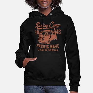 Surf Surfing Camp Pacific Wave - Women's Hoodie