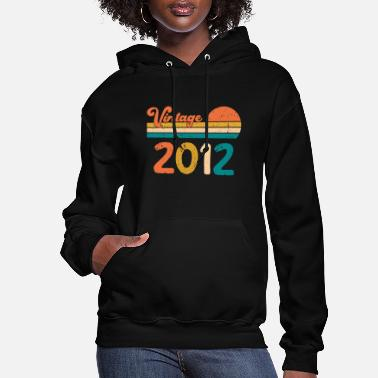 Made In 1972 Vintage 2012 Limited Edition Birthday gifts - Women's Hoodie