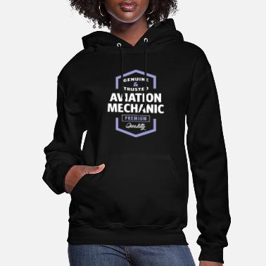 Aviation Aviation Mechanic - Women's Hoodie