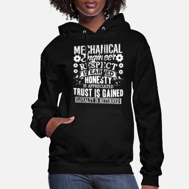 Engineering Mechanical Engineer - Women's Hoodie