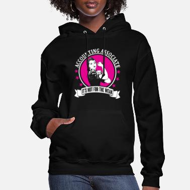Accounting Associate - Women's Hoodie