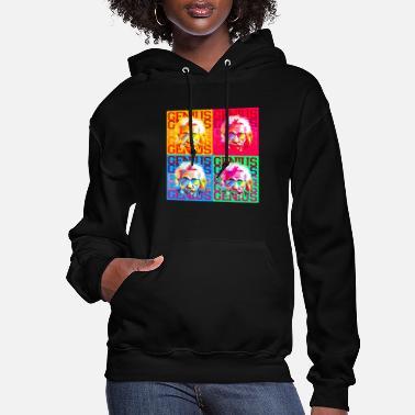 Hoodie Gift For Genius Gamer