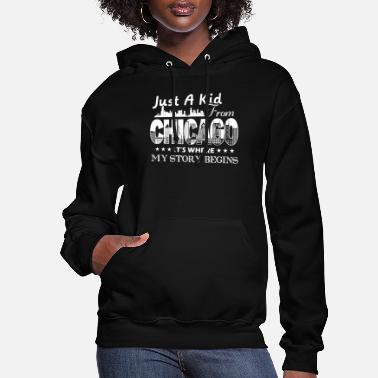 Chicago Chicago Shirt - Women's Hoodie