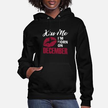 December december kiss - Women's Hoodie