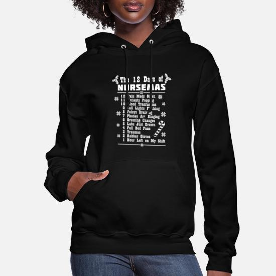 Born To Be A Nurse Gift For Nurses Women Sweatshirt