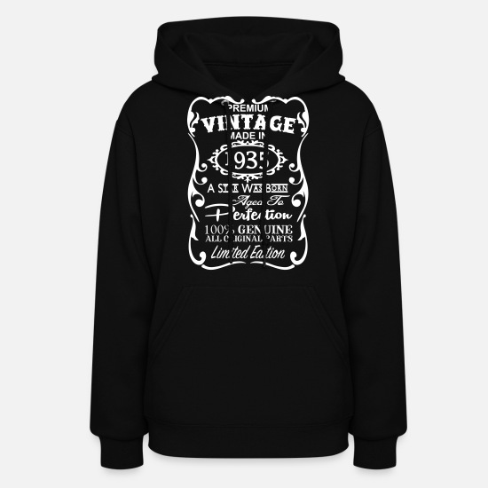 50th Birthday Hoodies Sweatshirts