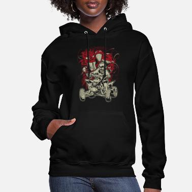 ATV Quad Monsters - Women's Hoodie