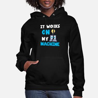 Program-what-you-do Machine Programmer Computer Science Code Html Gift - Women's Hoodie