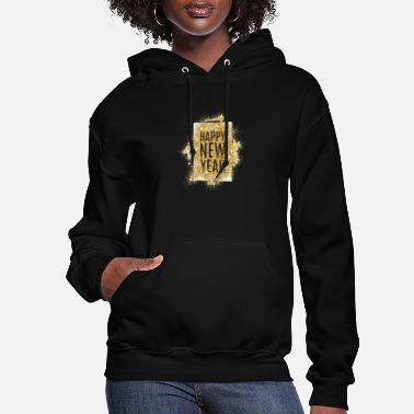 College Christmas And New Year Design - Women's Hoodie