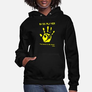 Bass Player Bass Player - Bass Player -- - Women's Hoodie
