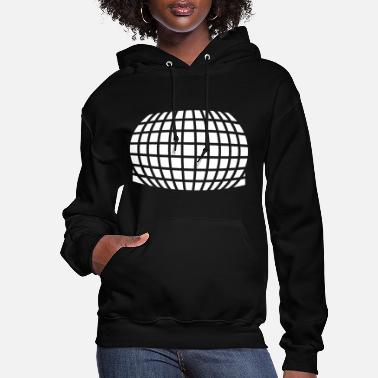 Illusion Optical Illusion Breasts - Women's Hoodie