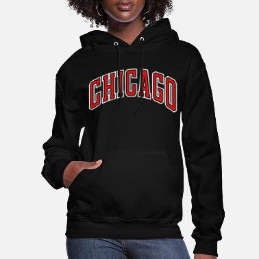 Chicago Chicago Arch Shirt - Women's Hoodie