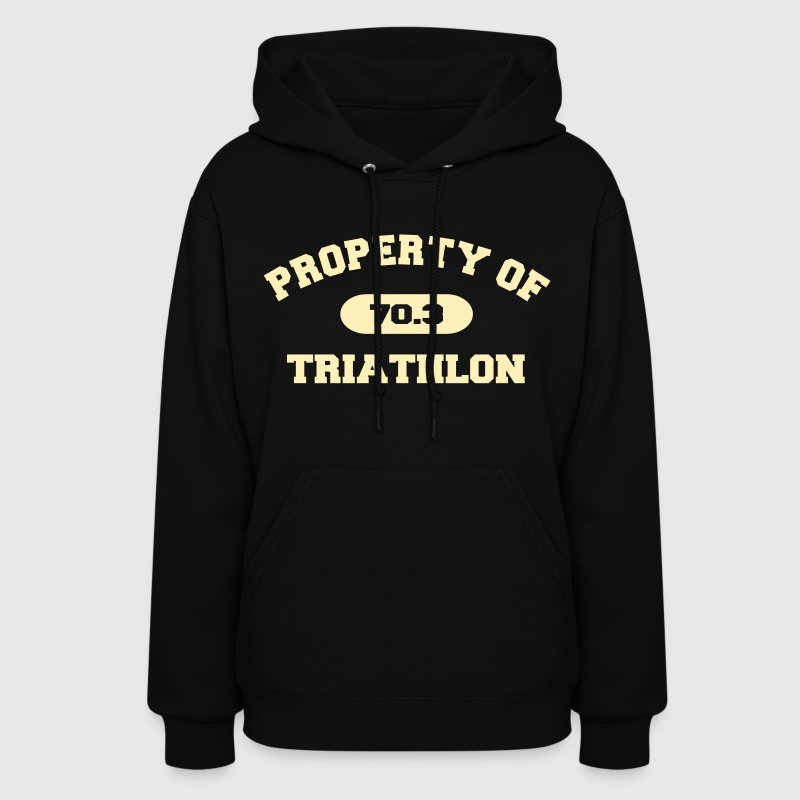Property of Triathlon 70.3 - Women's Hoodie