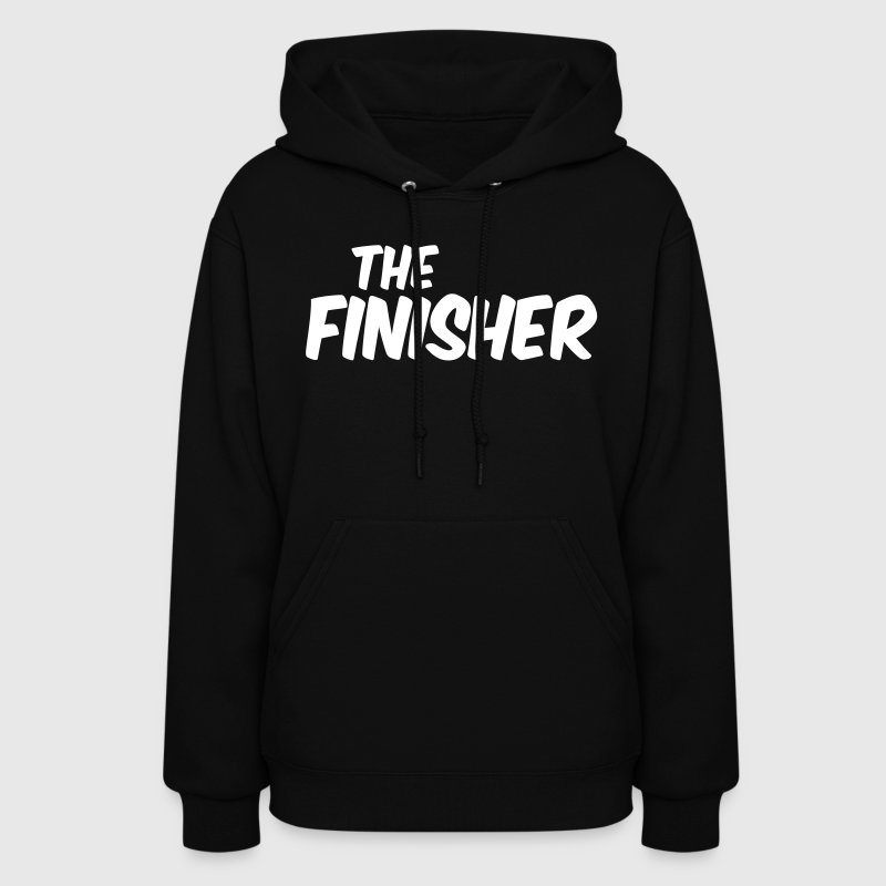 THE FINISHER - Women's Hoodie