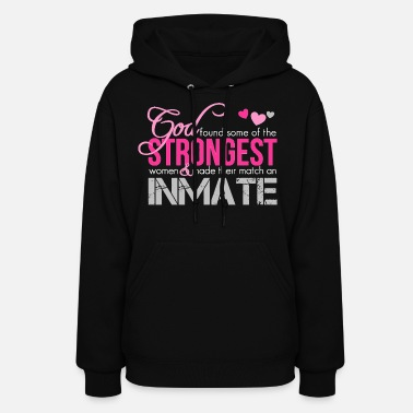 Prison Strongest Women Light - Women's Hoodie