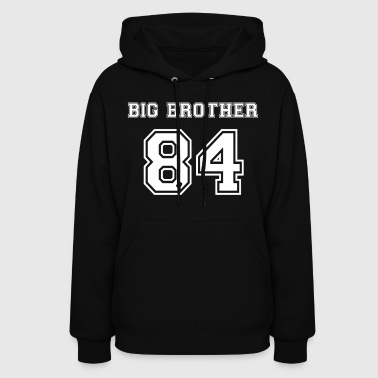 1984 Big Brother - Women's Hoodie
