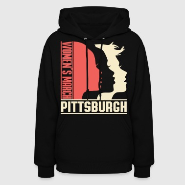 Womens March Washington Pittsburgh - Women's Hoodie