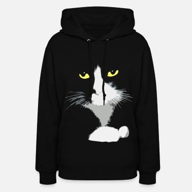 Kitty Cat Black Cat - Women  39 s Hoodie. Women s Hoodie 3761dc575e