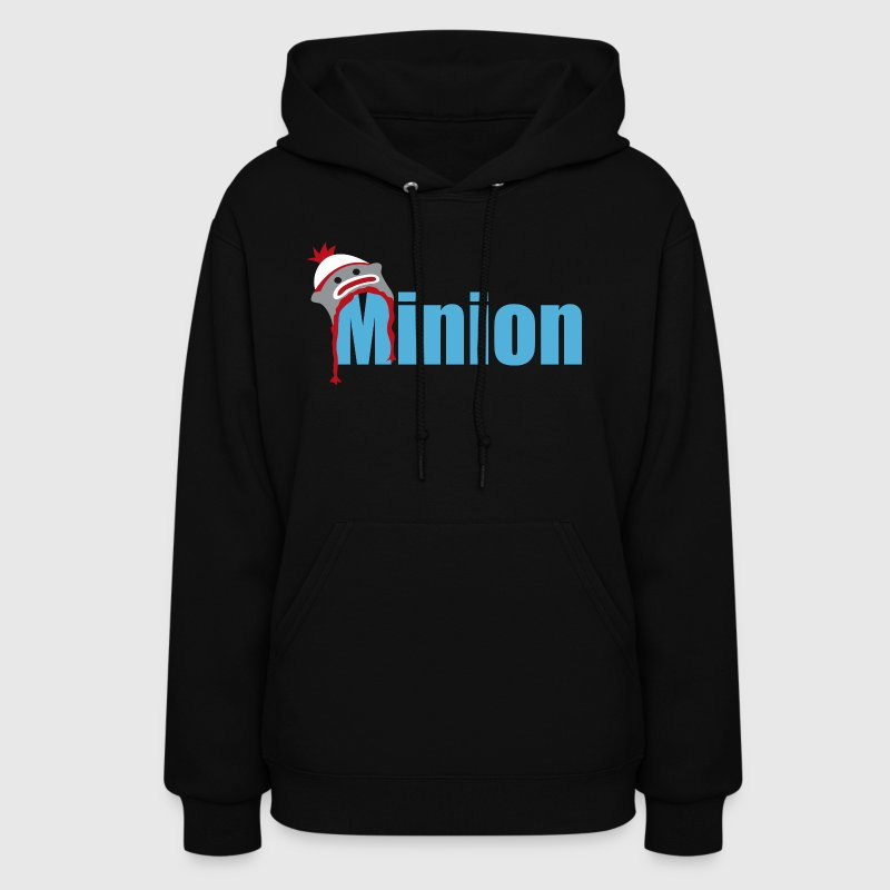 Minion (light blue) - Women's Hoodie