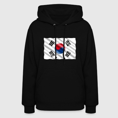 South Korea Flag - Women's Hoodie